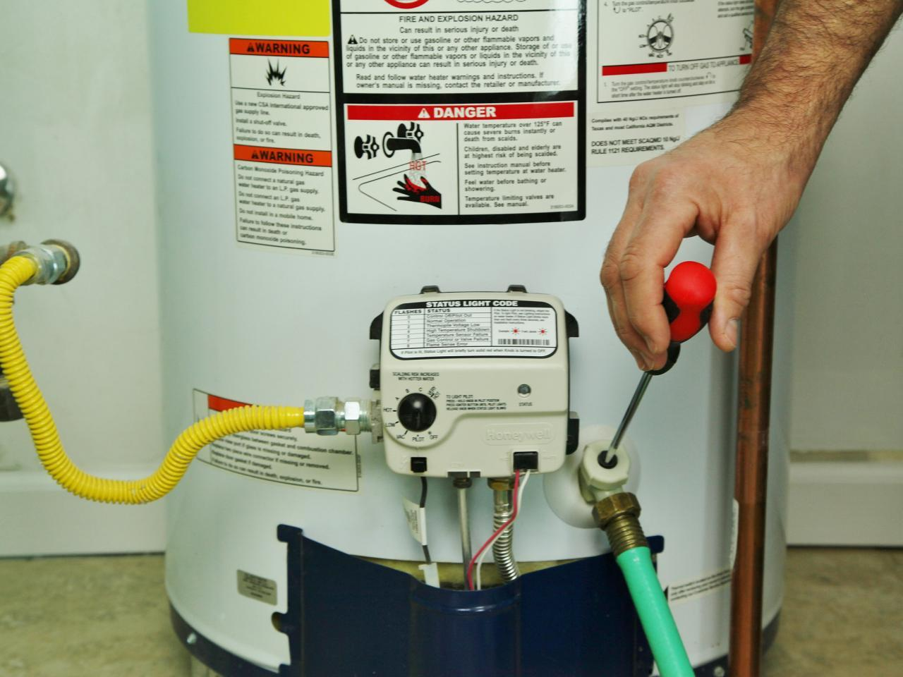 5 Reasons Why Your Gas Water Heater Pilot Light Won't Stay Lit
