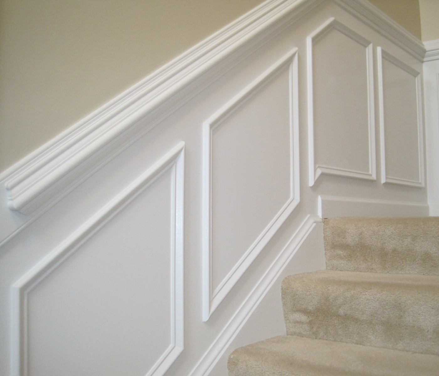 everything to know about custom trim molding can it increase the. Black Bedroom Furniture Sets. Home Design Ideas