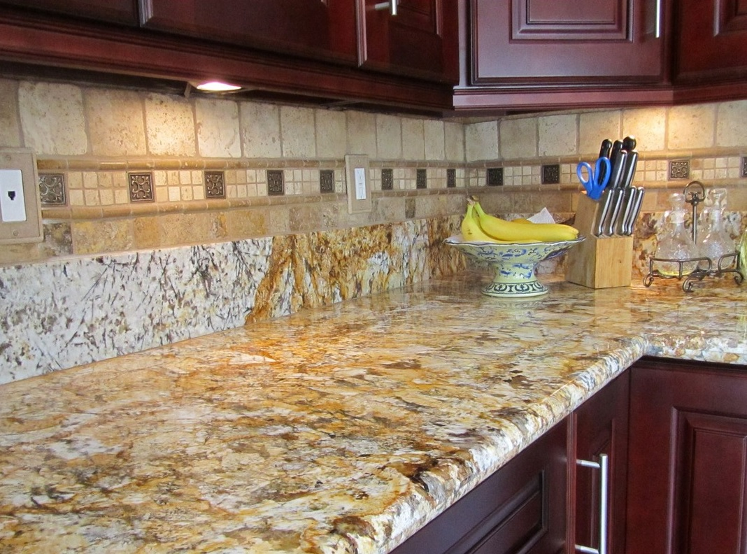 what are the different levels of granite countertops