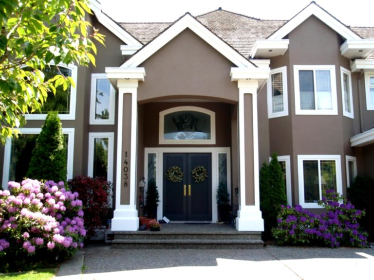 How Much Does It Cost To Paint The Exterior Of Your Home Increasing Your Cu