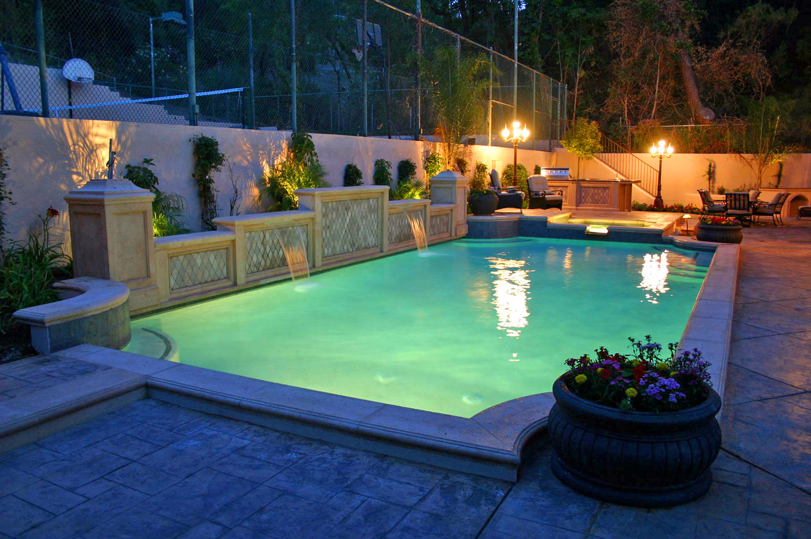 how much does it cost to install an in ground pool everything