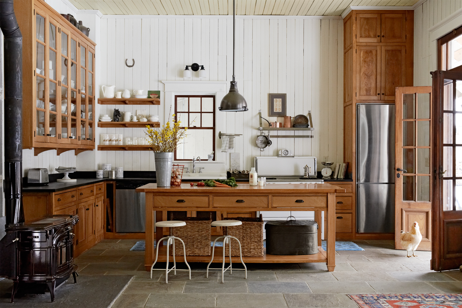 Country Kitchen Designs For Your Country Kitchen